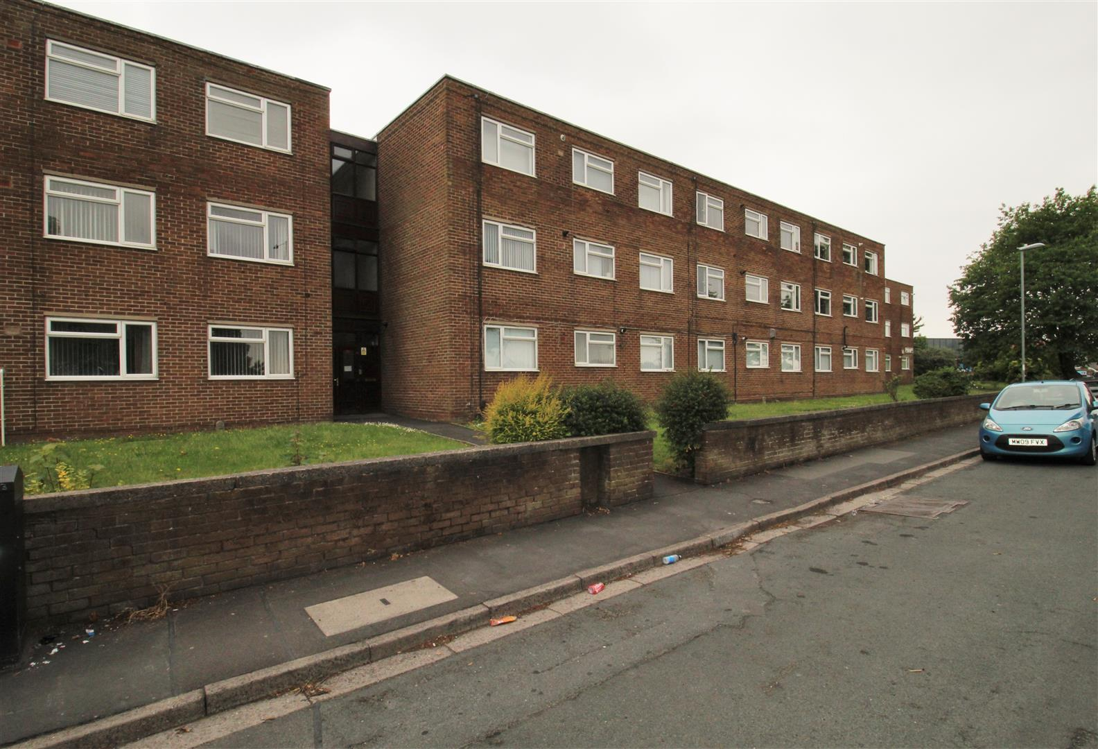 1 Bedroom, Flat - Second Floor, Moor Court, Liverpool
